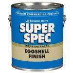 Benjamin Moore Super Spec Interior Latex Paint | Stelzer Painting